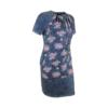Kép 4/4 - agatare virágos kötős ruha