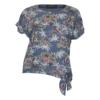 Kép 1/3 - Agatare nagyvirágos póló