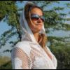 Kép 4/4 - Lafei Nier kapucnis nagyvirágos boleró