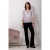 Kép 2/6 - lafei nier rózsaszín feliratos póló