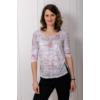 Kép 1/6 - lafei nier rózsaszín feliratos póló