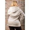Kép 10/10 - Lafei Nier selyemsálas bézs kabát