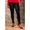 Kép 1/8 - Lafei Nier - Rayon félig nyomott mintás női nadrág
