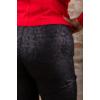 Kép 7/8 - Lafei Nier - Rayon félig nyomott mintás női nadrág