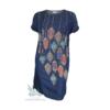 Kép 2/4 - Lafei Nier lampionos vékony nyári ruha