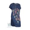 Kép 4/4 - Lafei Nier lampionos vékony nyári ruha