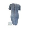 Kép 9/9 - lafei-nier teljesen hímzett farmer ruha