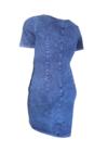 Agatare V szabású ruha