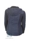 Lafei Nier patentos zsebű kötött ujjú kabát