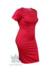 Lafei Nier korall színű ruha