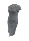 Lafei Nier anyagában hímzett ruha