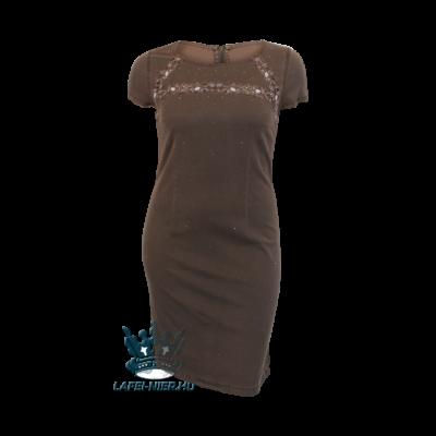 Lafei Nier kakaóbarna ruha