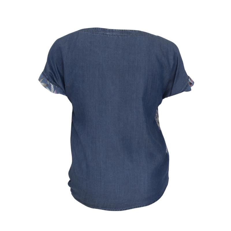Agatare apróvirágos póló