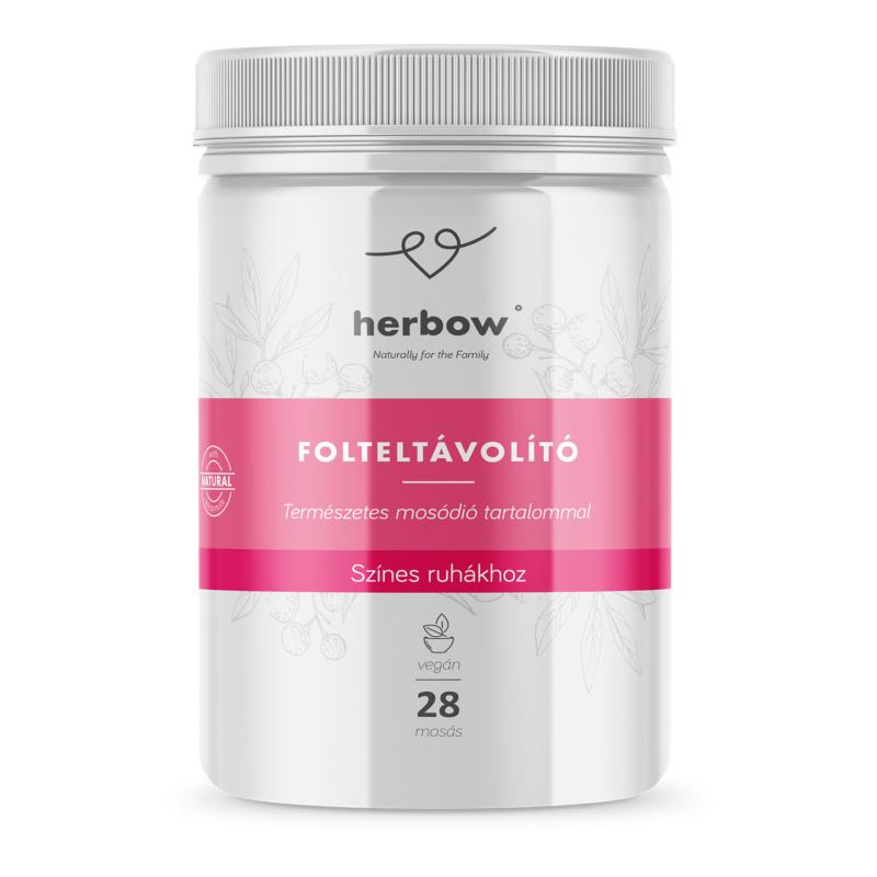 Herbow Folteltávolító színes ruhákhoz 700g