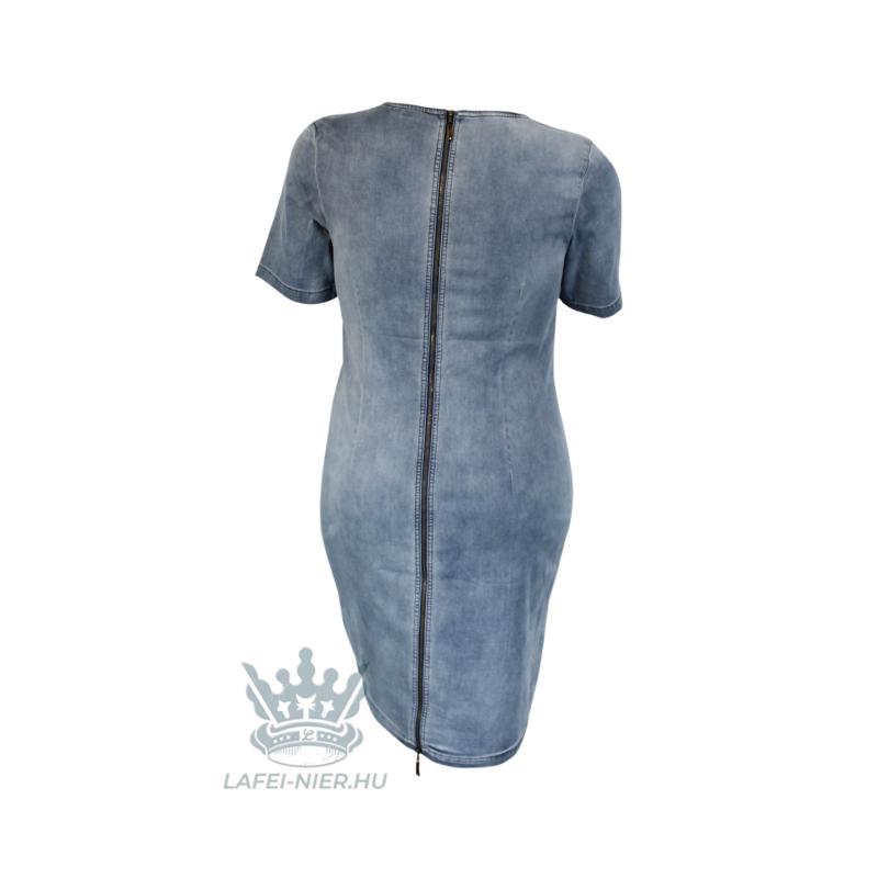 lafei-nier teljesen hímzett farmer ruha